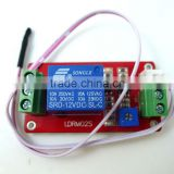12v 1 Single-channel Thermal overload Relay Control Sensor Module Temperature relay Switch