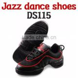 Jazz dance shoes DS115 big size latest wholesale party dance shoes