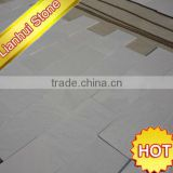 Chinese white sandstone paver tile for sale