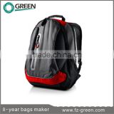 Polyester Waterproof fabric laptop backpack bags with coated                                                                         Quality Choice
