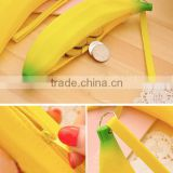 Cute cartoon banana purse girl coin purse kids wallet alibaba china