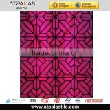 new arrival mosaic pattern for art decoration aluminum panel tile factory directly supply