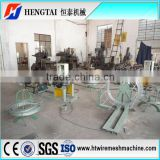 China Manufacturer!High Speed Cs-B Single Twisted Barbed Wire Machine/Barbed Wire Making Machine/Best Price!