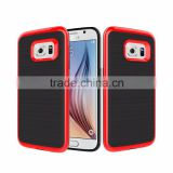 Wholesale smartphone accessories tpu+pc 3 in 1 motomo Back Cover Case For LG Stylus 2 plus