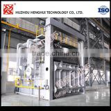 Car type gas heat treatment furnace hot heating treatment machinery for annealing quenching
