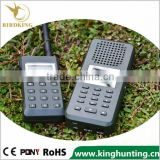 Factory Smallest Size 120db Quail Audio Device, Mp3 Bird Callers, Bird Sounds Machine With 2200mAh rechargeable battery