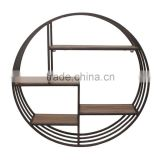 New design hat/shoes display rack , metal display , women's hat/shoes metal stand for wall display