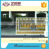 High quality modern aluminum driveway main gates india, main gate designs for homes, villa main gate design