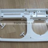 high quality automatic long life use washing machine control plate shiny injection mould