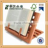 2015 china factory supplier selling FSC&SA8000 funny book shelf wooden office used file holder for cheap price wholesale