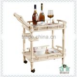 Latest design white solid wood diniing room furniture diner set HC-A# fancy american diner furniture