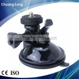 Universal 1/4 Screw PC Material Dashboard / Windshield Sucker Cup Camera Mount
