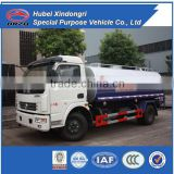 brand dongfeng double cabin DLK 6000L water sprinkler truck