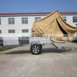 110% off road hard floor camper trailer travel trailer tent trailer camping trailer