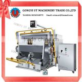 High Efficient Die Cutting Creasing Machine For Corrugated Paper Box/ Carton Box Making Machine