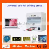 6Colors Automatic Digital Small Printing Press For Sale