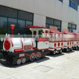 CE approval Amusement park, trackless fun train, Shopping mall,kids riding, Indoor outdoor use Mini electric train,