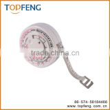 BMI MEASURE TAPE , 1.5M bmi measuring tape