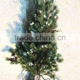 90cm -120cm indoor decoration Christmas festival supplies artificial snow needle pine tree