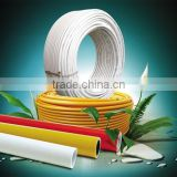 made in china flexible pe air tube with connector 8mm*5mm used for pneumatic tools
