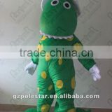Dorothy the dinosaur mascot costume