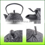 2016 Beautiful Simple Japanese Cast Iron Teapot Red 800ml