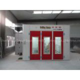 Tianyi used spray booth/used car painting oven/paint booth from China