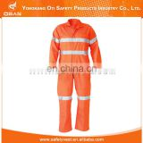 Professional Reflective Work Coverall disposable workwear for mine