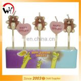 party birthday animal candle supplier wholesale