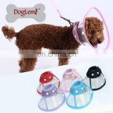 Trade Assurance Factory Direct Plastic Protective Dog Collar Wholesale Pet Protecting Collar