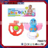 Best Products Plastic Educational Toys Baby Rattle 2pcs