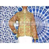 Indian Block Print Jackets Ethnic Women's Coat