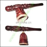 Handmade rosewood smoking pipe, size : 5 inch pipe