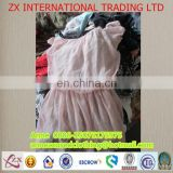 Recycling used clothing high grade children summer used clothes children wear