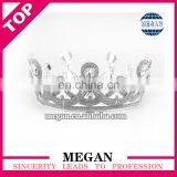 Bridal wedding prom princess rhinestone crystal headband crystal pageant crowns