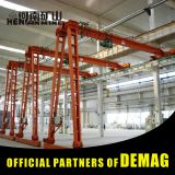 China manufacturer mini mobile goliath gantry crane suppliers