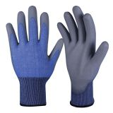 PU Coated Safety Work Gloves/PCG-007