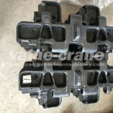 casting LIEBHERR LR1650 track shoe crawler crane track pad undercarriage parts track plate