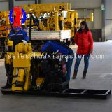 Best seller small household 100 meter water well rig automatic hydraulic civil well digger easy operation drilling rig