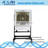 Window grill designs  air unit cooler with axial fan 6000m3/h air flow evaporator AZL06-ZC13C