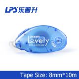 8mm*10m Cheap Office Double Side Glue Tape Runner Factory Sale