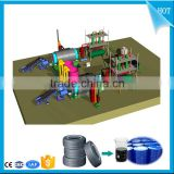 Manufacturers of waste tyre pyrolysis plant waste oil recycling oil machine made in China