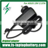 Hottest 45W Wall Charger For Asus ZenBook 19v 2.37A adaptadores para laptop ADP-40TH B ADP-45AW N45W-01 AC Adapter