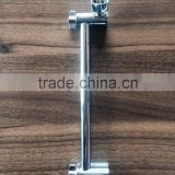 Adjustable shower arm /directional shower head extension arm/Chrome 11( in) brass directional shower arm/head extension arm