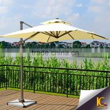 Outdoor furniture aluminum cheap promotional folding umbrella manufacturer                                                                         Quality Choice