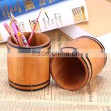 wooden custom pen container for kids