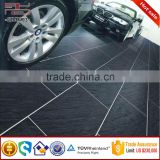 Trade Assurance Guangzhou Canton Fair black full body chinese non slip ceramic garage floor tiles