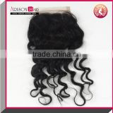 wholesale price unprocessed virgin brazillian hair bundles with closure