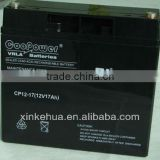 Lead acid/AGM / VRLA / SLA / SMF Battery 12v 17ah