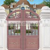 AJLY-606 Modern House main gate designs made in china